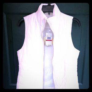 🔥NWT AUTHENTICATE Michael Kors White Vest NEW🔥